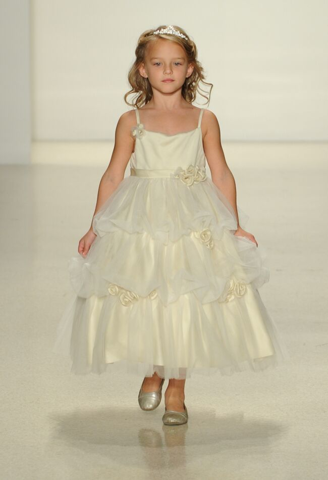 Disney Fairy Tale Weddings by Alfred Angelo Wedding Dresses Fall 2015| Kurt Wilberding | blog.theknot.com