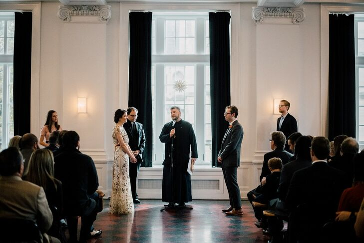 Modern, Simple Ceremony at the Ace Hotel Pittsburgh
