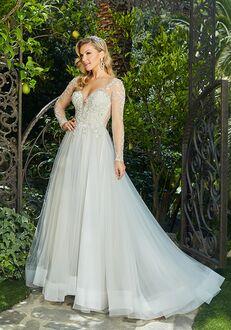 Casablanca Bridal 2395 Raelynn Ball Gown Wedding Dress