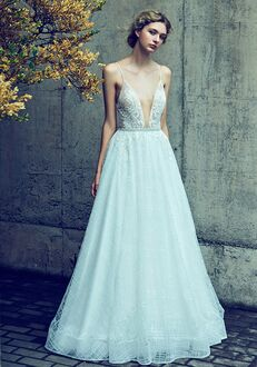 Calla Blanche LA8111(AS) Taylor Ball Gown Wedding Dress