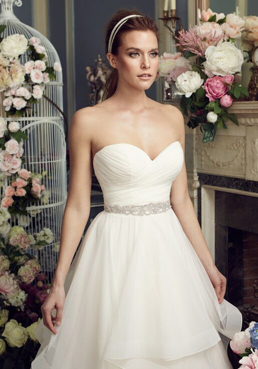 Mikaella 2164 Ball Gown Wedding Dress