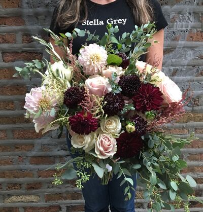 Stella Grey Blooms