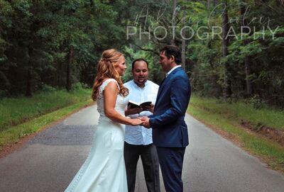 Coastal Elopement wedding services
