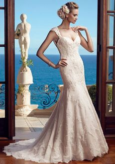 Casablanca Bridal 2195 Mermaid Wedding Dress