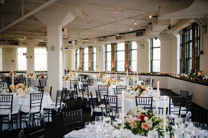 Tribeca Rooftop Reception Venues New York Ny