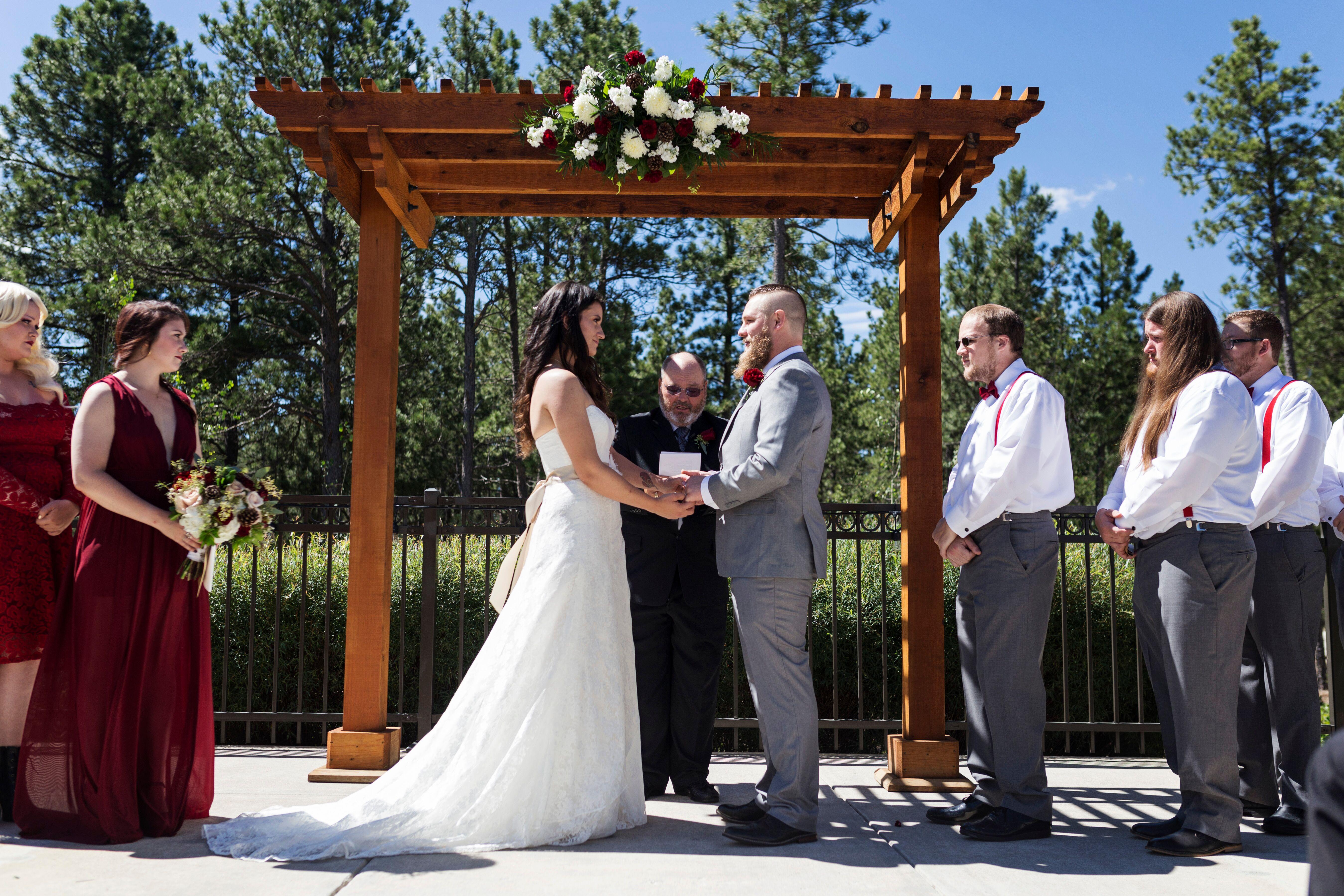 Wedgewood Weddings: Black Forest - Colorado Springs, CO