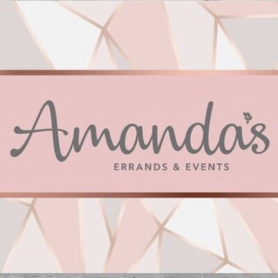 Amanda's Errands and Events