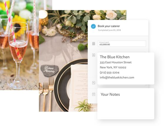 Integrate Wedding Budget with Other Wedding Planning tools, The Knot