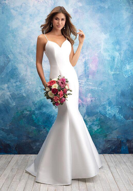 c3b3ec6bf59bd Allure Bridals 9558 Wedding Dress | The Knot