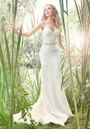 Ti Adora by Allison Webb 7552 Mermaid Wedding Dress