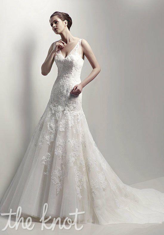 Blue by Enzoani Cincinnati Wedding Dress - The Knot