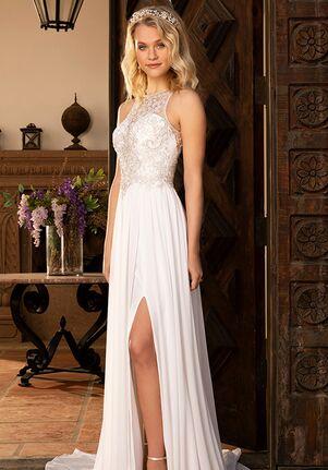 Casablanca Bridal 2393 Kingsley A-Line Wedding Dress