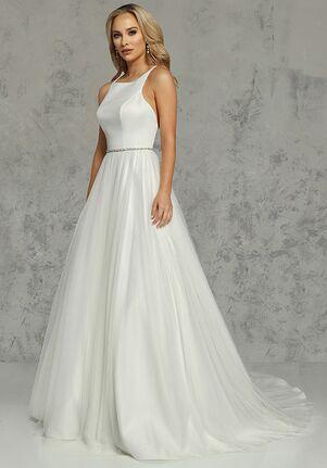 Avery Austin Chloe A-Line Wedding Dress