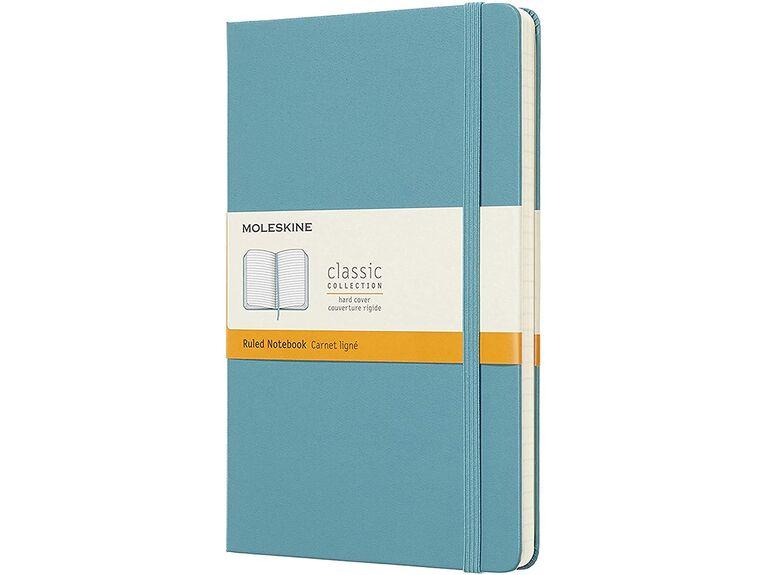 Moleskine notebook unique groomsmen gift