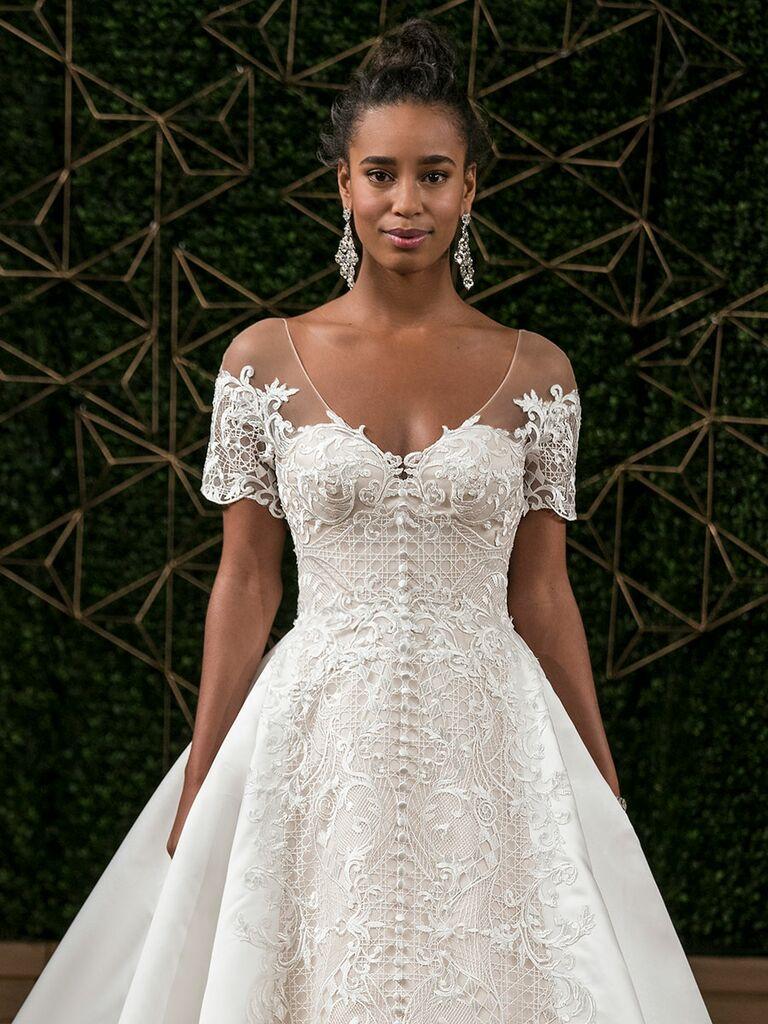 Sottero and Midgley Spring 2018 Collection: Bridal Fashion Week Photos