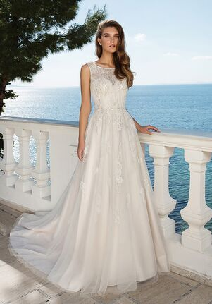 Justin Alexander 88091 A-Line Wedding Dress