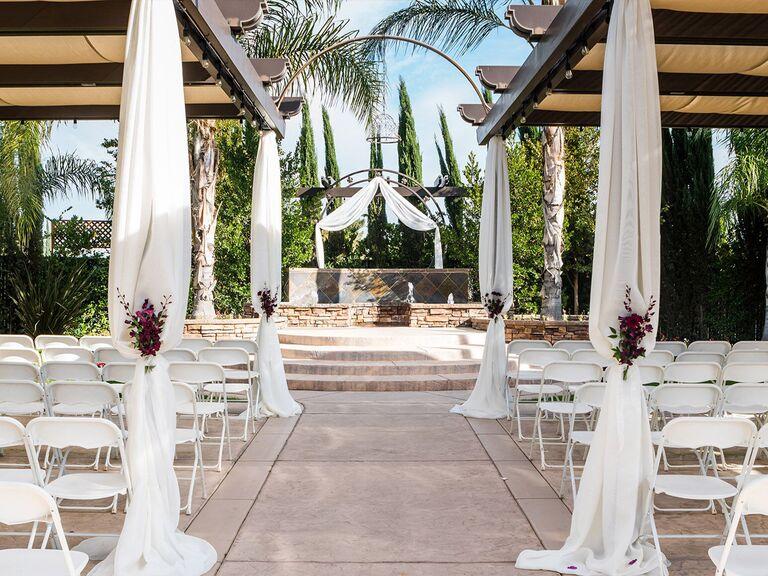 California wedding venue in Fresno, California.