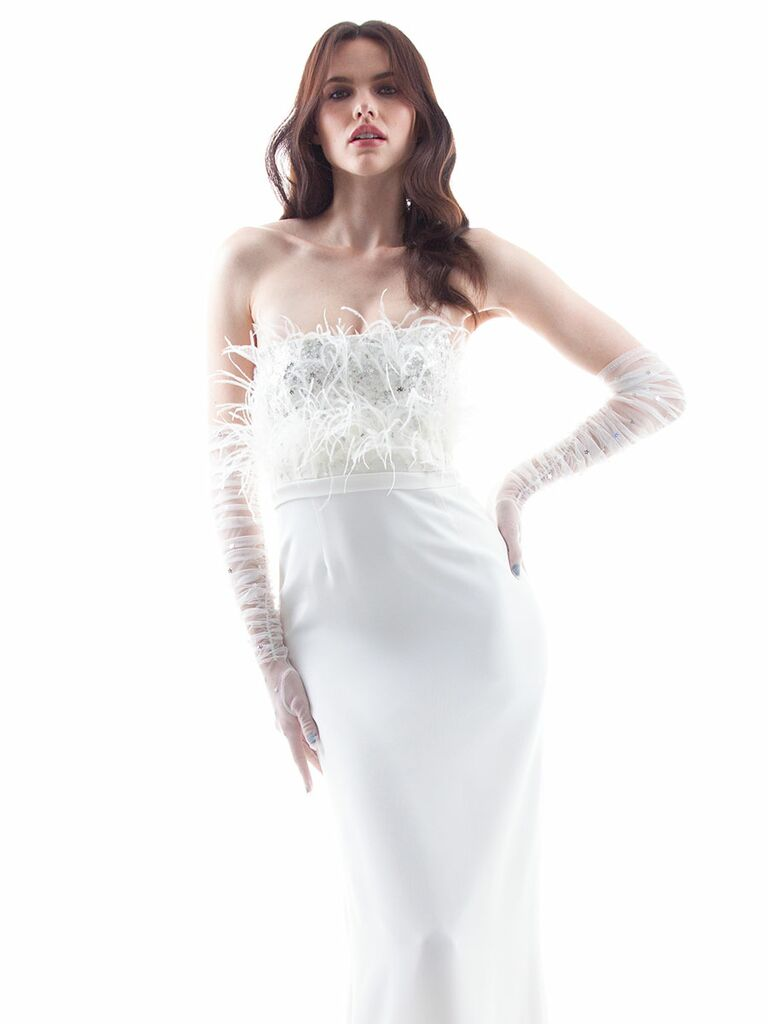 ruche bridal 2018