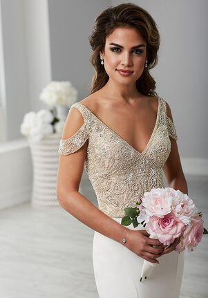 Christina Wu 15675B Sheath Wedding Dress