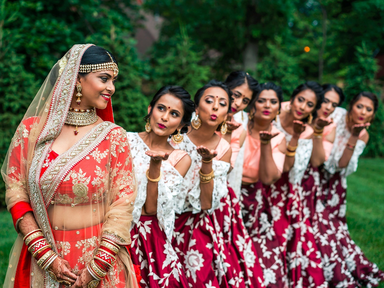 8 Things to Expect as a Bridesmaid in an Indian Wedding