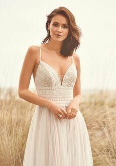 Lillian West 66108 A-Line Wedding Dress