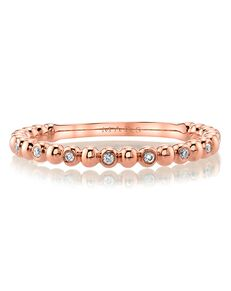 MARS Fine Jewelry MARS Jewelry Gold, Rose Gold, White Gold Wedding Ring