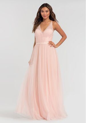 Kleinfeld Bridesmaid KL-200104 V-Neck Bridesmaid Dress