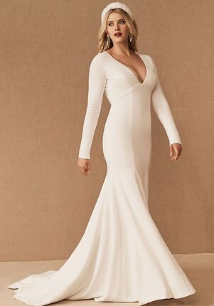 BHLDN Karina Gown A-Line Wedding Dress