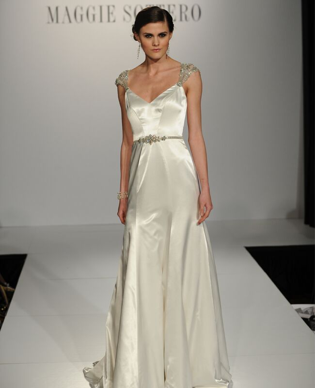 6 Art Deco Wedding Dresses From Maggie Sottero