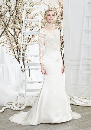 Beloved by Casablanca Bridal Bl203 Unity Sheath Wedding Dress