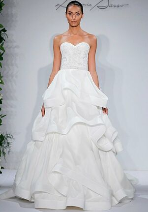 Dennis Basso for Kleinfeld Wedding Dresses