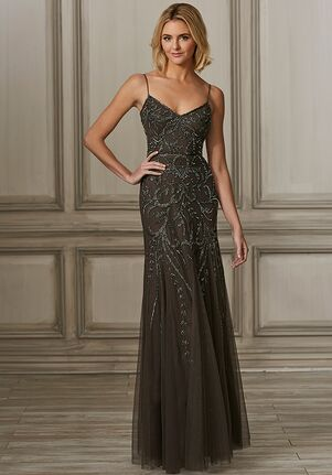 Adrianna Papell Platinum 40157 Sweetheart Bridesmaid Dress