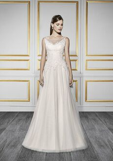 Moonlight Tango T725 A-Line Wedding Dress