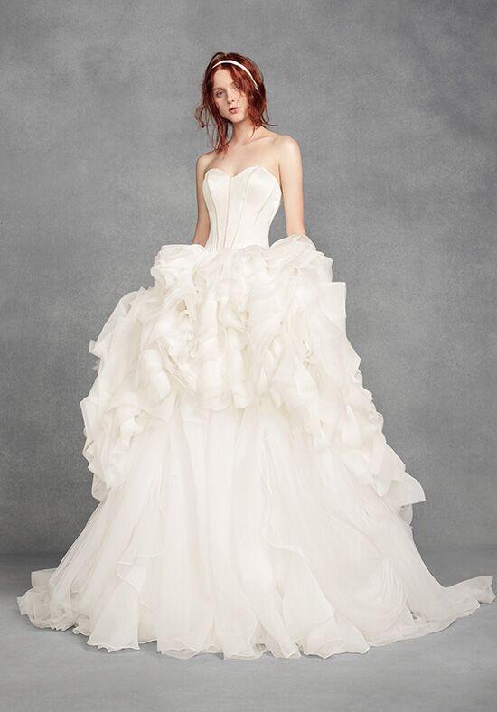 White by Vera Wang Wedding Dresses