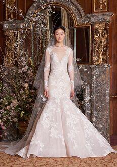 Monique Lhuillier Kaia Mermaid Wedding Dress