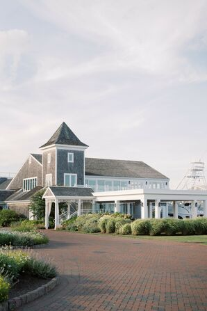 Wedding at Wychmere Beach Club in Harwich Port, Massachusetts