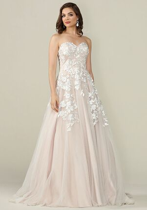 Avery Austin Lydia A-Line Wedding Dress