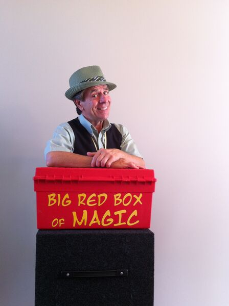 Mr Mike and the Big Red Box of Magic - Magician - Albany, NY