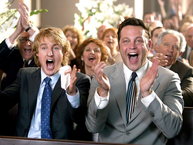 Owen Wilson Vince Vaughn Wedding Crashers Quotes