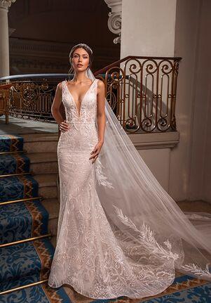 PRONOVIAS PRIVÉE GARBO Mermaid Wedding Dress