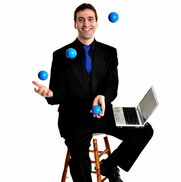 "New York City, NY Keynote Speaker | ""Have a Ball!"" Virtual Team Building & Keynotes"