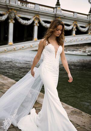 Madi Lane ML0435 | Ferne Sheath Wedding Dress