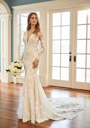 Martina Liana 1257 Wedding Dress