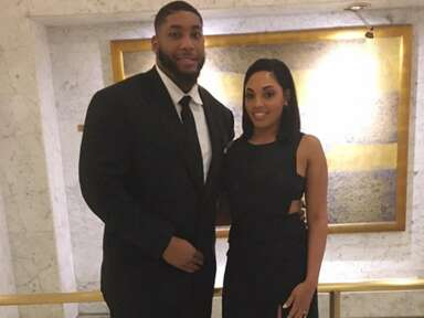 Devon Still and Asha Joyce
