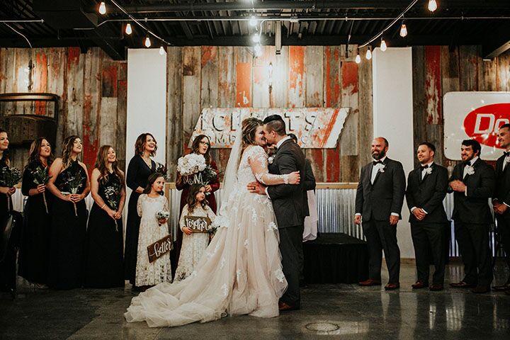 Decades Event Center - Top West Des Moines, IA Wedding Venue