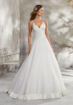 Morilee by Madeline Gardner/Blu 5690 / Lorena Ball Gown Wedding Dress