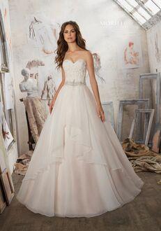 Morilee by Madeline Gardner/Blu 5511 A-Line Wedding Dress