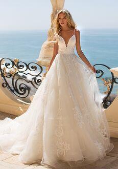 Moonlight Couture H1372 Ball Gown Wedding Dress