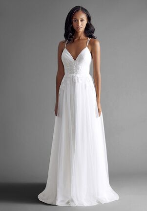 Ti Adora by Allison Webb Rowan A-Line Wedding Dress