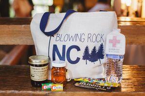 North Carolina Welcome Bags